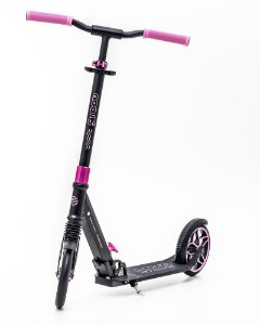 Scooter Groov patinete Dobrável - rodas 200mm C/ suspensão - Pink
