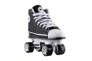 Patins HD Inline All Star Quad - Preto
