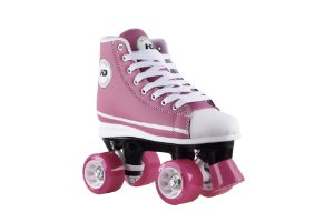 Patins HD Inline All Star Quad - Rosa