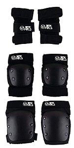 Kit de Proteção ARS - Patins e Skate