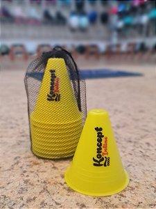Cones Koncept Inline - Para Slalom Treino