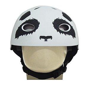 Capacete Traxart Profissional - PANDA