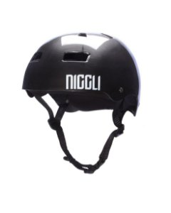Capacete Niggli Pads Iron Profissional - Titanium