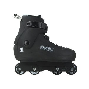 Patins Traxart Black New - roda 57mm Abec-7 (street/vertical)