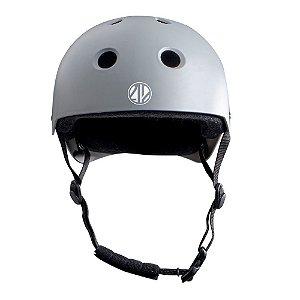 Capacete ARS Protection - Cinza fosco (nova linha)