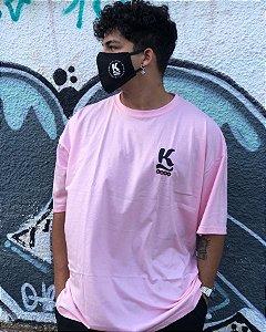 Camiseta Koncept inline - Edição Limitada / ROSA