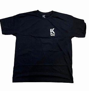 Camiseta Koncept Since  2013 - PRETA