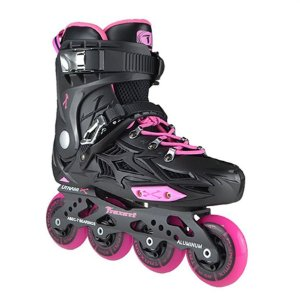 Patins Traxart Freestyle Dynamix - Rosa