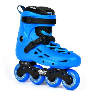 Patins Micro MT Plus Blue - Azul / 80mm 85a