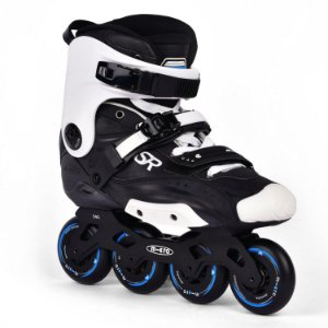 Patins Micro Super BLACK AND WHITE