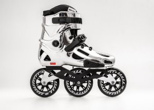 Patins HD Inline CHROME