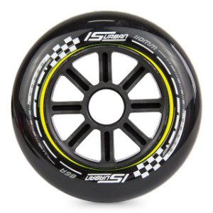 Roda IS Urban 110mm 86a - Jogo com 6