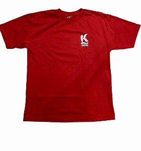 Camiseta Koncept Since 2013 - Vermelho