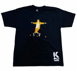 Camiseta Jeeh Vieira - Jeerafa Preto