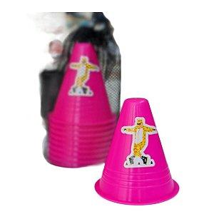 Cones Jeehrafa Para Slalom - várias cores