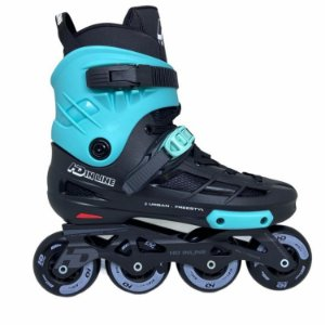 Patins Hd inline New Skull  / Custom Preto 01
