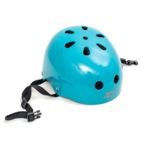 Capacete ARS protection Rookie - Azul Claro