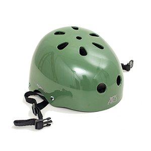 Capacete ARS protection Rookie - Verde militar