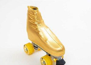 Capa para patins Quad - Metalizada (várias cores)