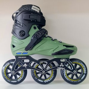 Patins Custom WAVE Hd inline / 110mm 85a - IS URBAN