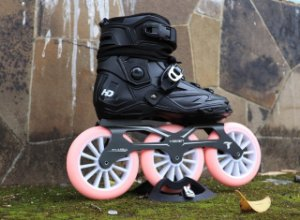 Patins Hd inline THUNDER / custom 125mm