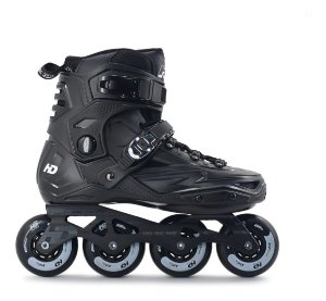 Patins Hd Inline Thunder 80mm/85a Abec-7 Urbano Profissional