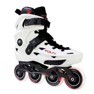 Patins Traxart Volt + 80mm abec9 (urban/freestyle) - BRANCO
