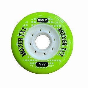 4 Rodas Traxart Mixxer 80mm / 85a - verde