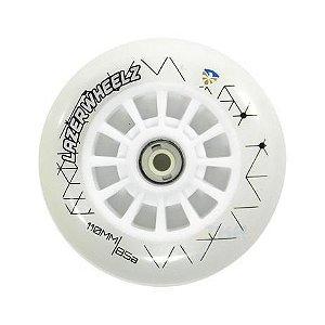 Roda Flying Eagle Lazer Wheelz Led Inline 110mm/85a Colorida - Unidade