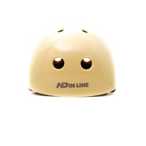 Capacete HD Inline - Bege