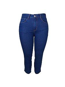 Calça Cigarrete Jeans Plus Size