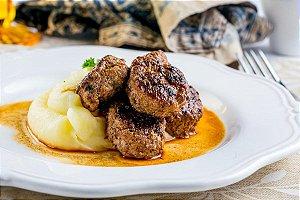 Bifinho de carne moída