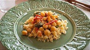 Bobó Vegano com Quinoa e Amêndoas