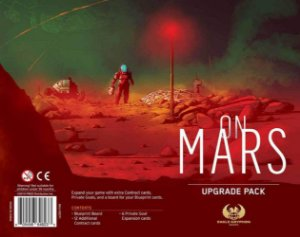 On Mars - UPGRADE PACK