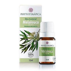 Óleo Essencial  de Melaleuca  10 ml Phytoterápica