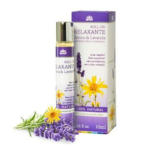 Roll on de Massagem Relaxante 10 ml