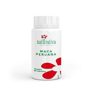 Maca Peruana 300 mg 60 cápsulas
