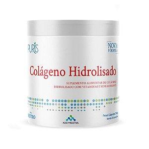 Colágeno Hidrolisado Sabor Neutro 360 g Puris