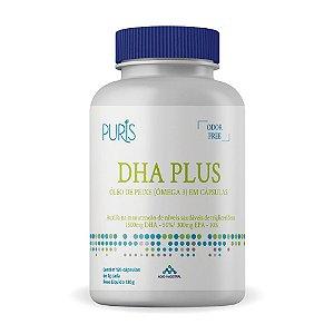 Ômega DHA Plus 1000 g 120 cápsulas Puris