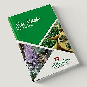 E-book Sua Saúde / Guia prático de utilização de óleos essenciais