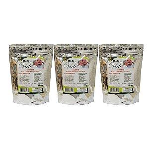 Chá da Vida Diabete 100 g - Pack com 3 pacotes