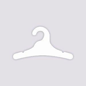 Cabide Juvenil - Capa Branca - CS102