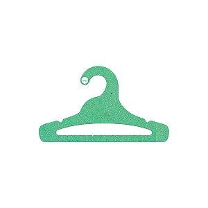 Cabide Juvenil Aberto - Color Face - Verde Claro  - CS103