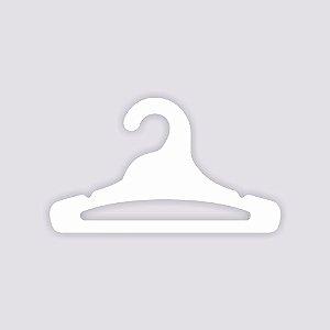 Cabides Juvenil Aberto - Capa Branca - CS103
