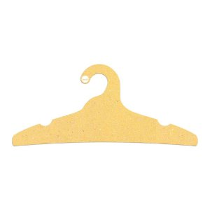 Cabide Adulto - Color Face - Amarelo - CS104