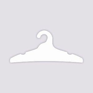 Atacado - Cabide Adulto - Capa Branca - CS104