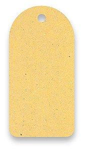 Tag - Etiqueta para Roupas - Color Face - Amarelo - CS300