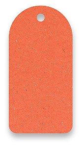 Tag - Etiqueta para Roupas - Color Face - Laranja - CS300
