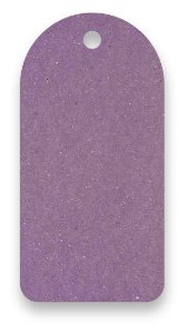 Tag - Etiqueta para Roupas - Color Face - Lilás -  CS300
