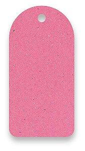 Tag - Etiqueta para Roupas - Color Face - Rosa -  CS300